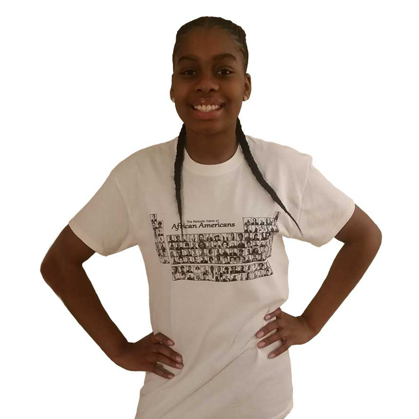 Periodic table t shirt small shirtbook periodic table t shirt small urtaz Gallery